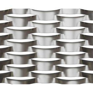lámina de metal expandida