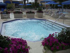 piscina-spa a medida / para el sector servicios