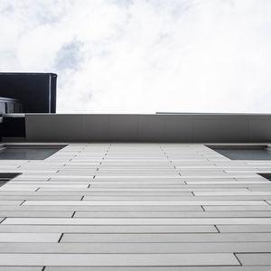 revestimiento de fachada en GRC