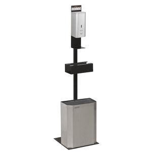 dispensador de gel hidroalcohólico para suelo