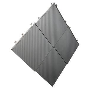 plaqueta de fachaleta de metal