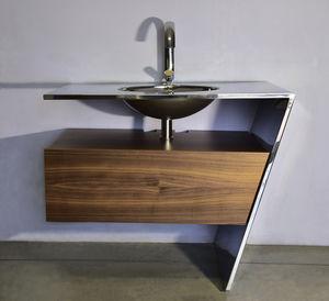 mueble de lavabo suspendido