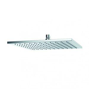 rociador de ducha de techo / cuadrado / lluvia / termostático