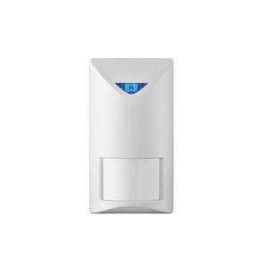 detector de intrusión / de pared / de infrarrojos / de microondas