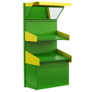 estantería profesional para comercio / para frutas y hortalizas / vertical / modular