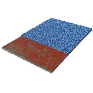 pavimento deportivo sintético / de EPDM / de poliuretano / para exterior