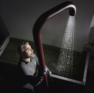 ducha de exterior clásica