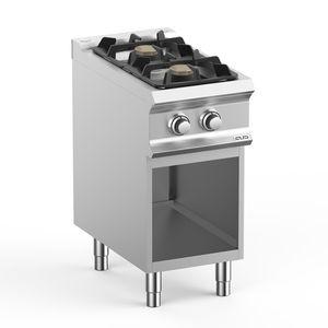 cocina con horno de gas