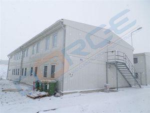 edificio prefabricado / modular / de acero / estructura metálica