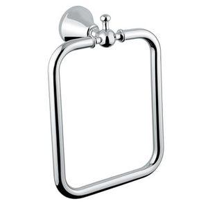 toallero de anillo / de pared / de metal