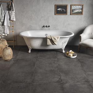 baldosa de baño / de suelo / de gres porcelánico / 60x120 cm