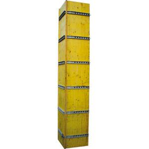 encofrado modular / de madera / para postes