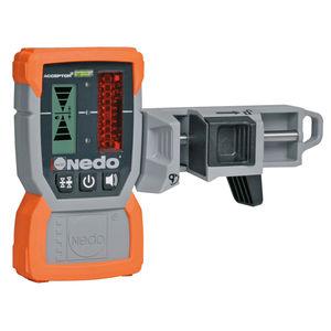receptor para obra / de precisión / reforzado