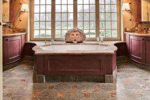 baldosa de interior / de baño / para cocina / de suelo