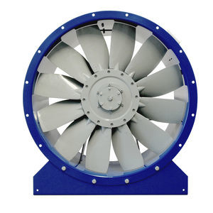 ventilador extractor de humos de uso