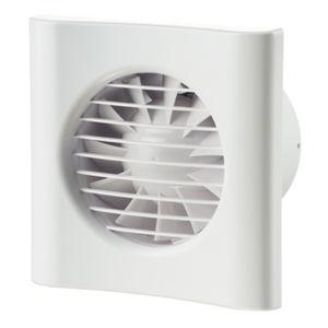 ventilador-extractor axial / canalizable / de pared / residencial