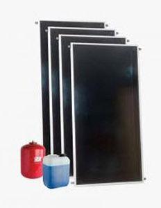kit solar para instalación térmica