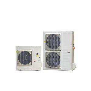 bomba de calor aire-agua / residencial / profesional / de exterior