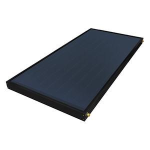 colector solar térmico plano / para calentar el agua / para techado / aislante