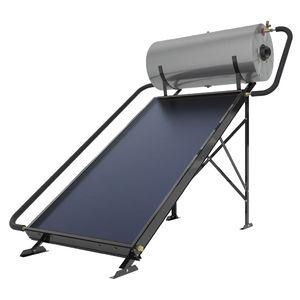 calentador de agua solar / de pie / horizontal / profesional