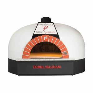 horno profesional / de gas / de leña / colocación libre