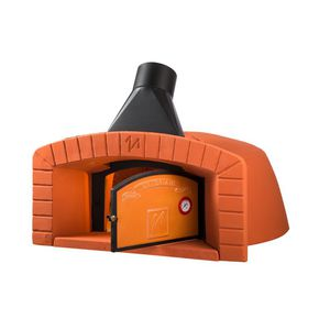 forno para pizzas para uso residencial / de gas / de leña / colocación libre