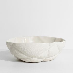 ensaladera de porcelana