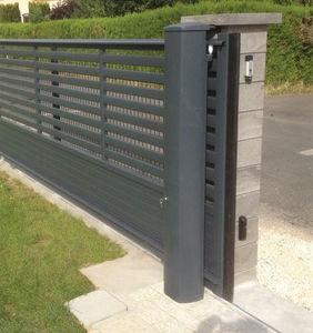 dispositivo de automatización para apertura de de ventilación natural para portón corredera