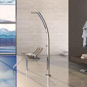 ducha de exterior solar