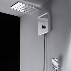 set de ducha de pared