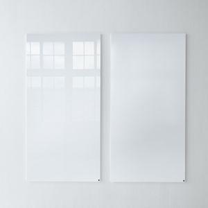 pizarra magnética / borrable / de pared / de vidrio
