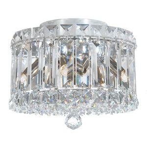 plafón contemporáneo / redondo / de cristal Swarovski® / de incandescencia