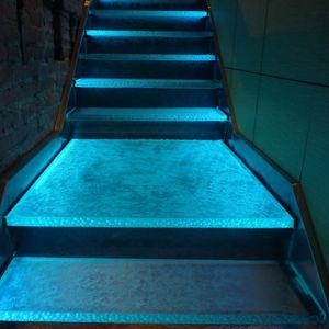escalera recta