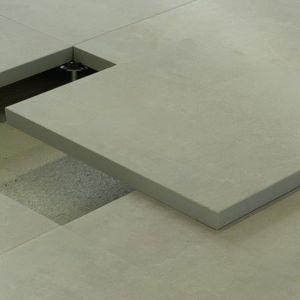 suelo técnico de sulfato de calcio