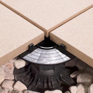 suelo técnico de gres porcelánico