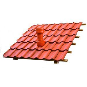 ventilación de techo