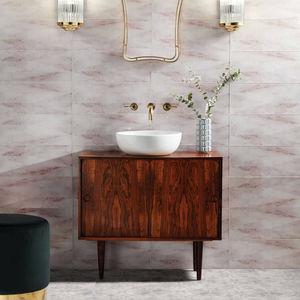 baldosa de interior / de pared / de vidrio / rectangular