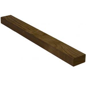 viga de madera modificada