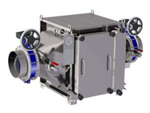 caja de ventilación de presión constante