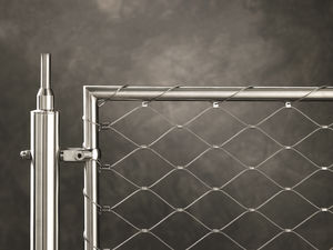 barandilla de acero inoxidable / de balaustradas / de interior / de exterior