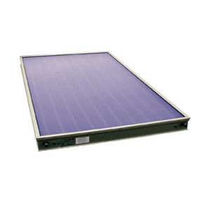 panel térmico plano