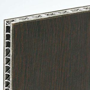 panel sándwich para tabique / para pavimento / para techo / 2 caras laminadas