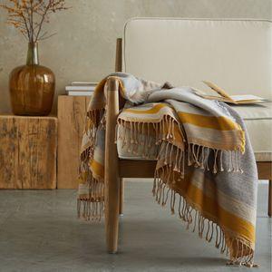 manta de viaje de lana