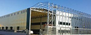 hangar prefabricado / de acero galvanizado