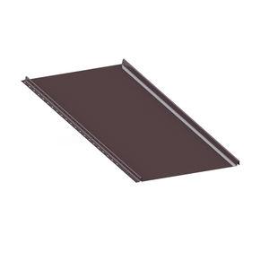 cubierta de chapa de acero / acanalada