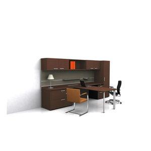 escritorio de nogal