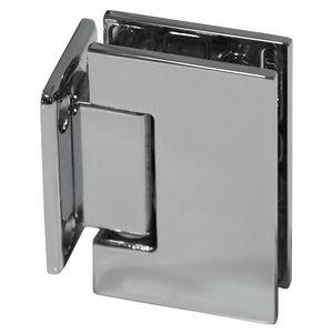 bisagra para puerta de cristal