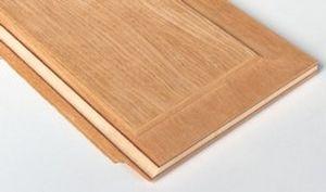 panel de contrachapado de construcción / de madera / para puerta