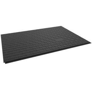 membrana de drenaje para estabilización de suelos / de polipropileno / para terraza / de carga