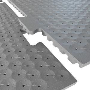 membrana de drenaje para drenaje